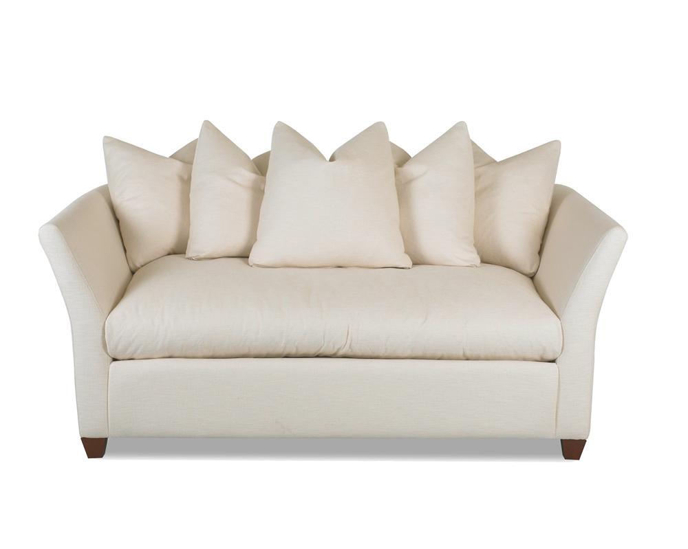 Down Blend Cushion Love Seat