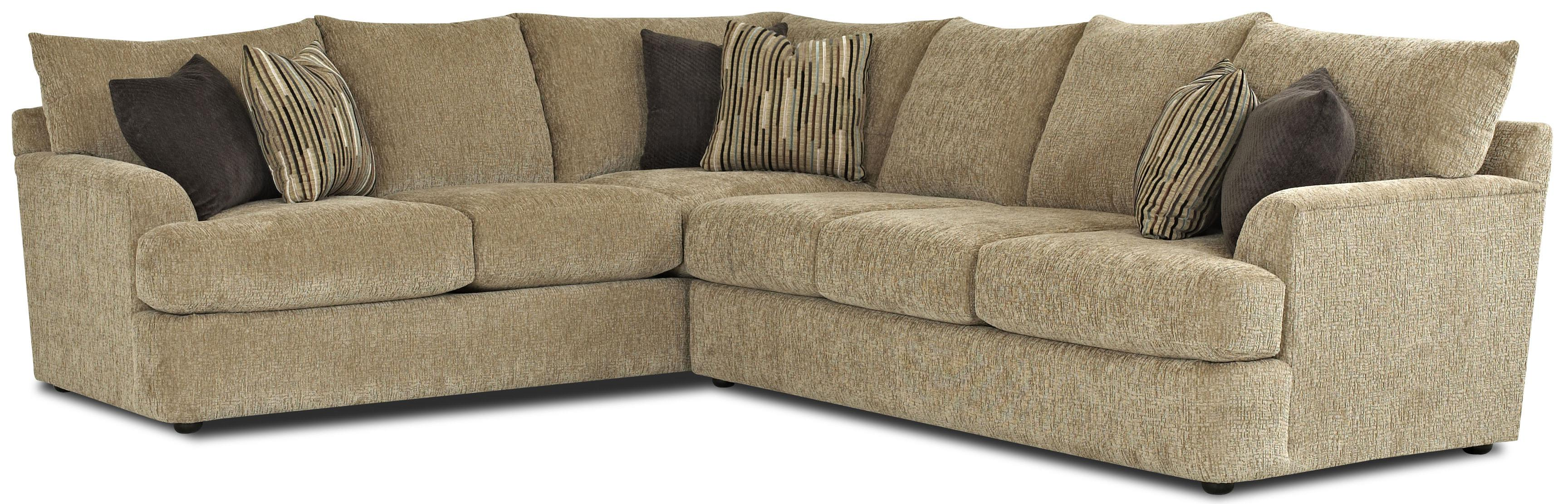 Contemporary L-Shaped Sectional Sofa : l shaped sectional sleeper sofa - Sectionals, Sofas & Couches