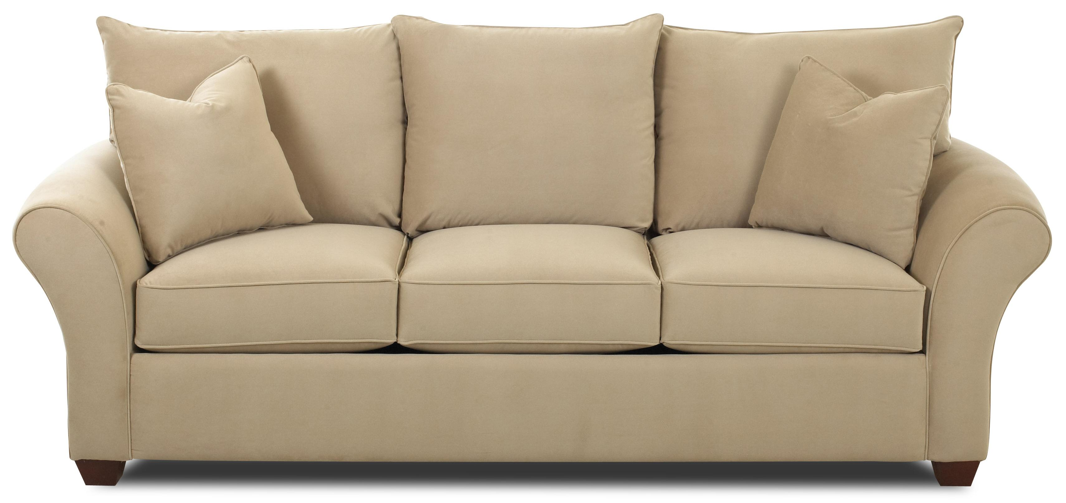 Comfortable Stationary Couch