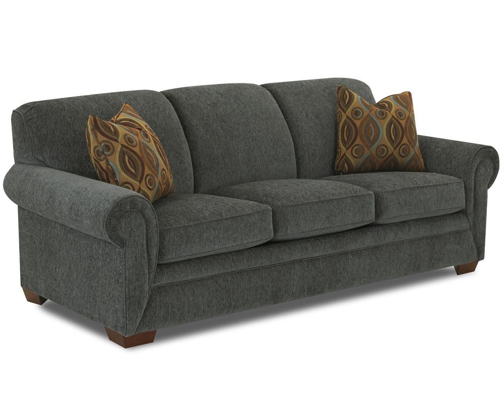 Queen Sofa Sleeper By Klaussner Wolf And Gardiner Wolf Furniture