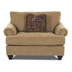 Klaussner Greenvale Traditional Big Chair