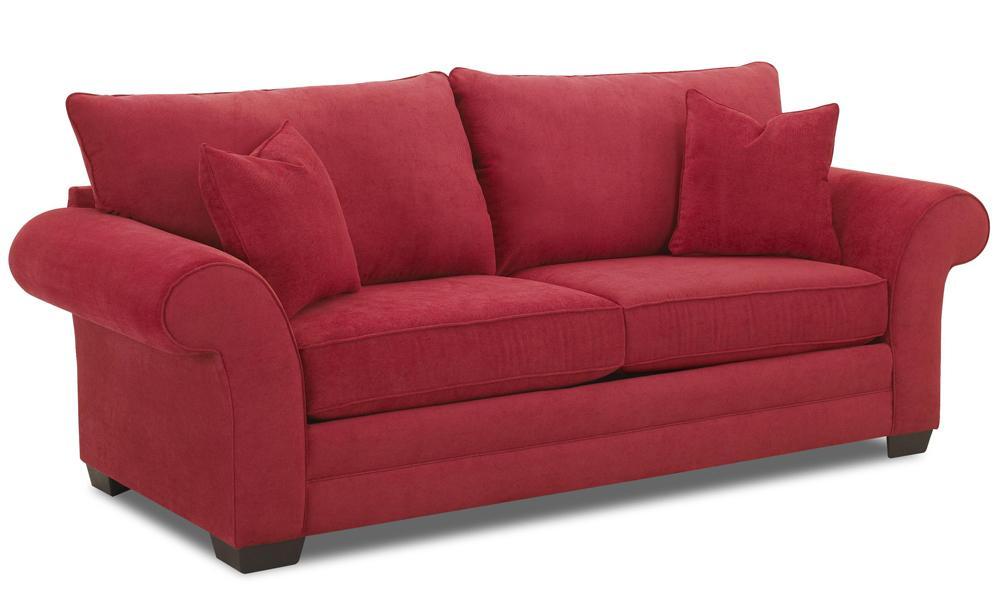 Delightful Queen Inner Spring Sleeper Sofa