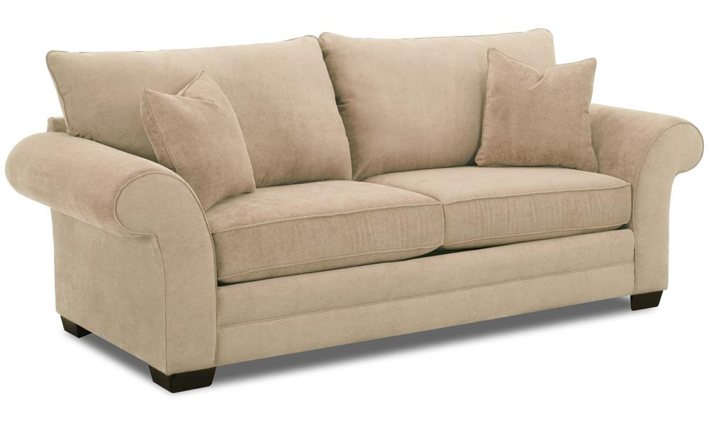 Perfect Queen Inner Spring Sleeper Sofa