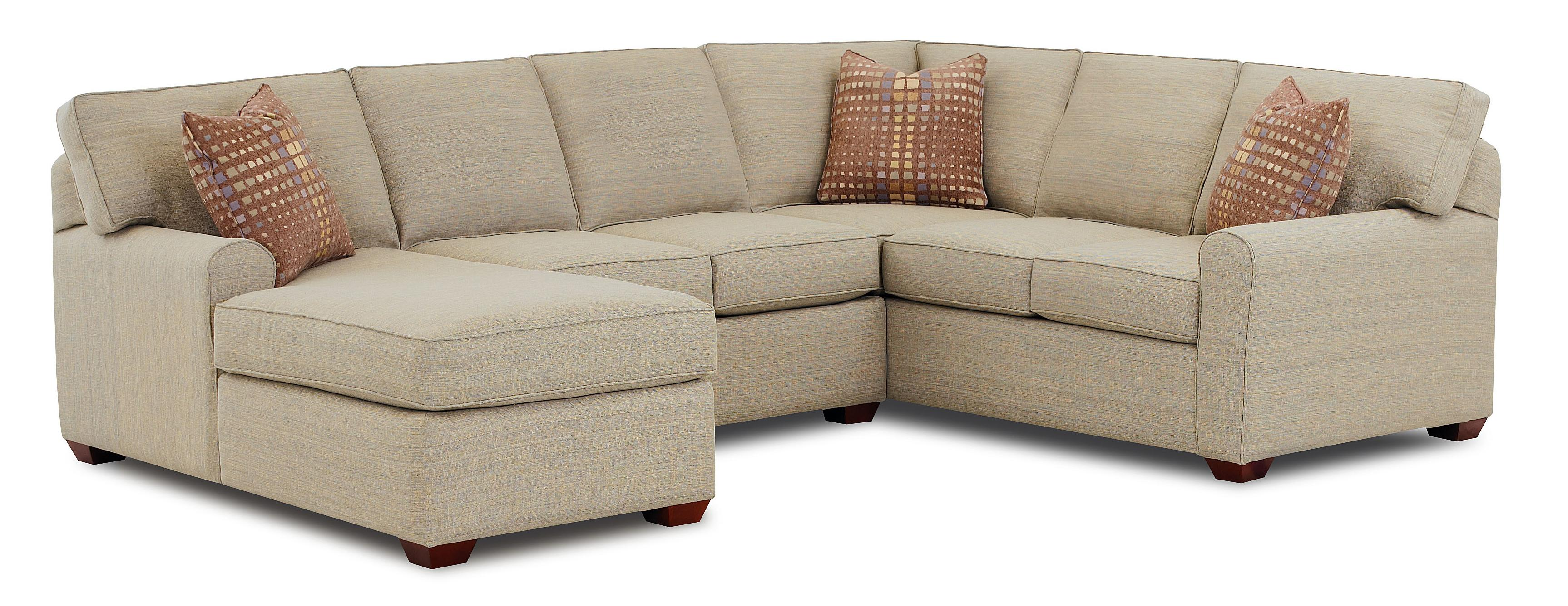 Sectional Sofa With Left Facing Chaise Lounge By Klaussner