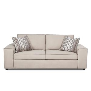 Klaussner Indulgence Casual Sleeper Sofa