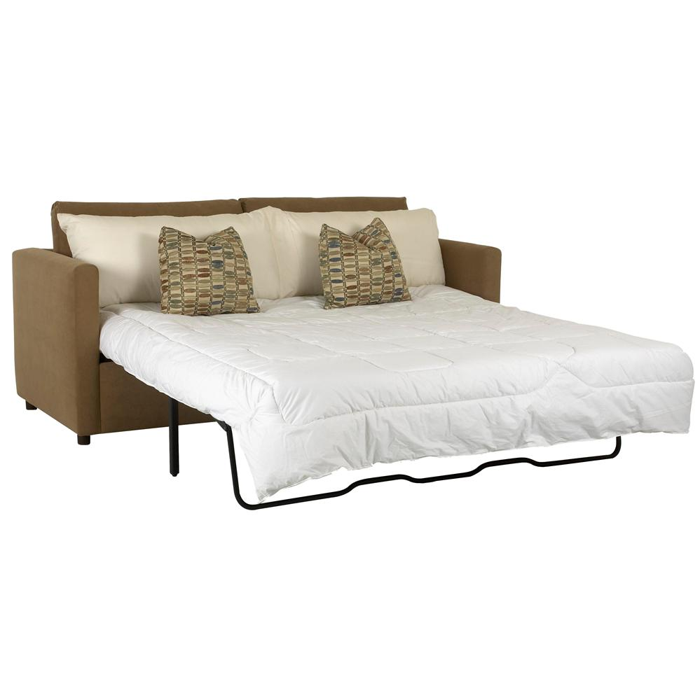 Regular Full Size Sleeper Sofa By Klaussner Wolf And
