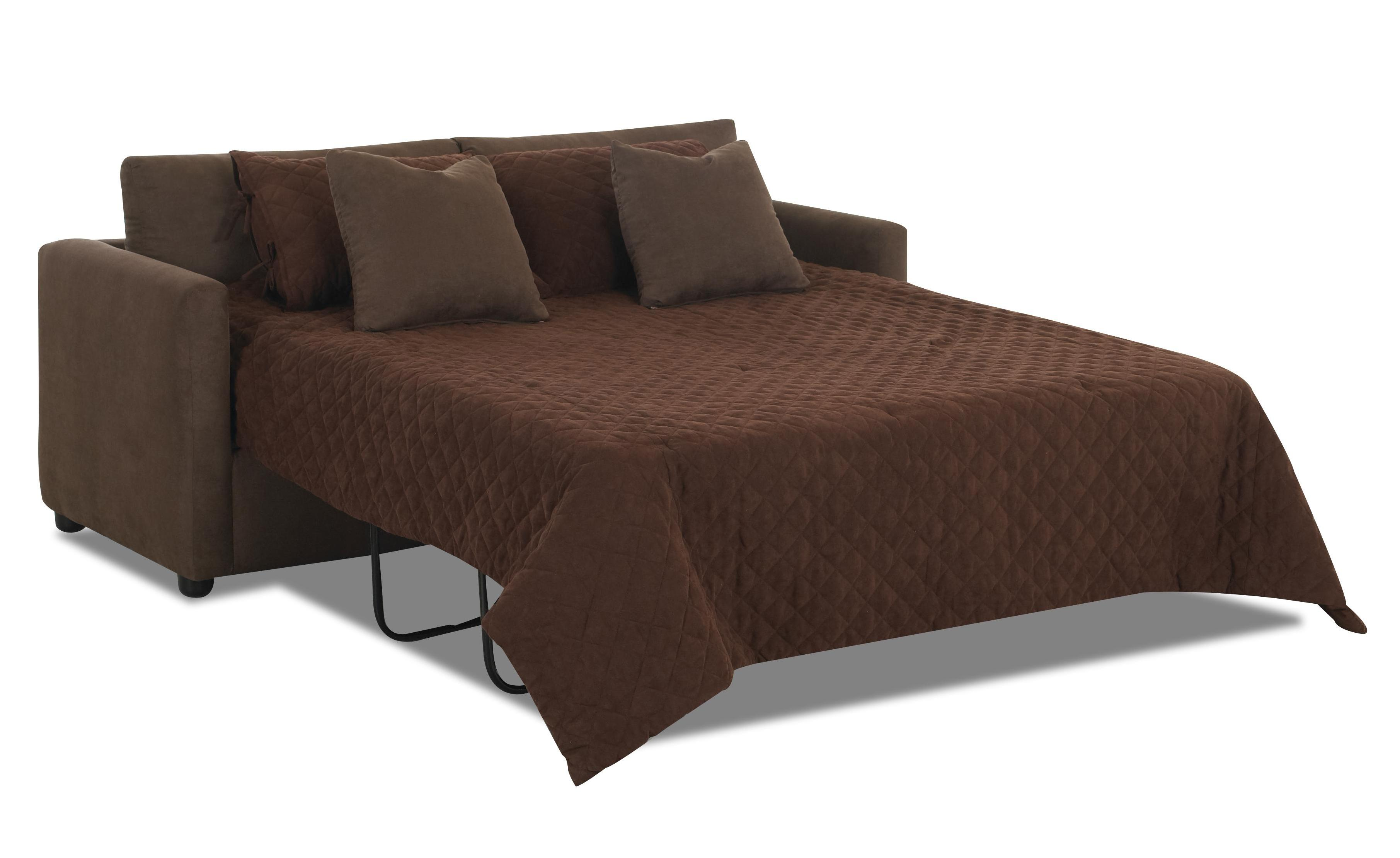 Regular Full Size Sleeper Sofa by Klaussner
