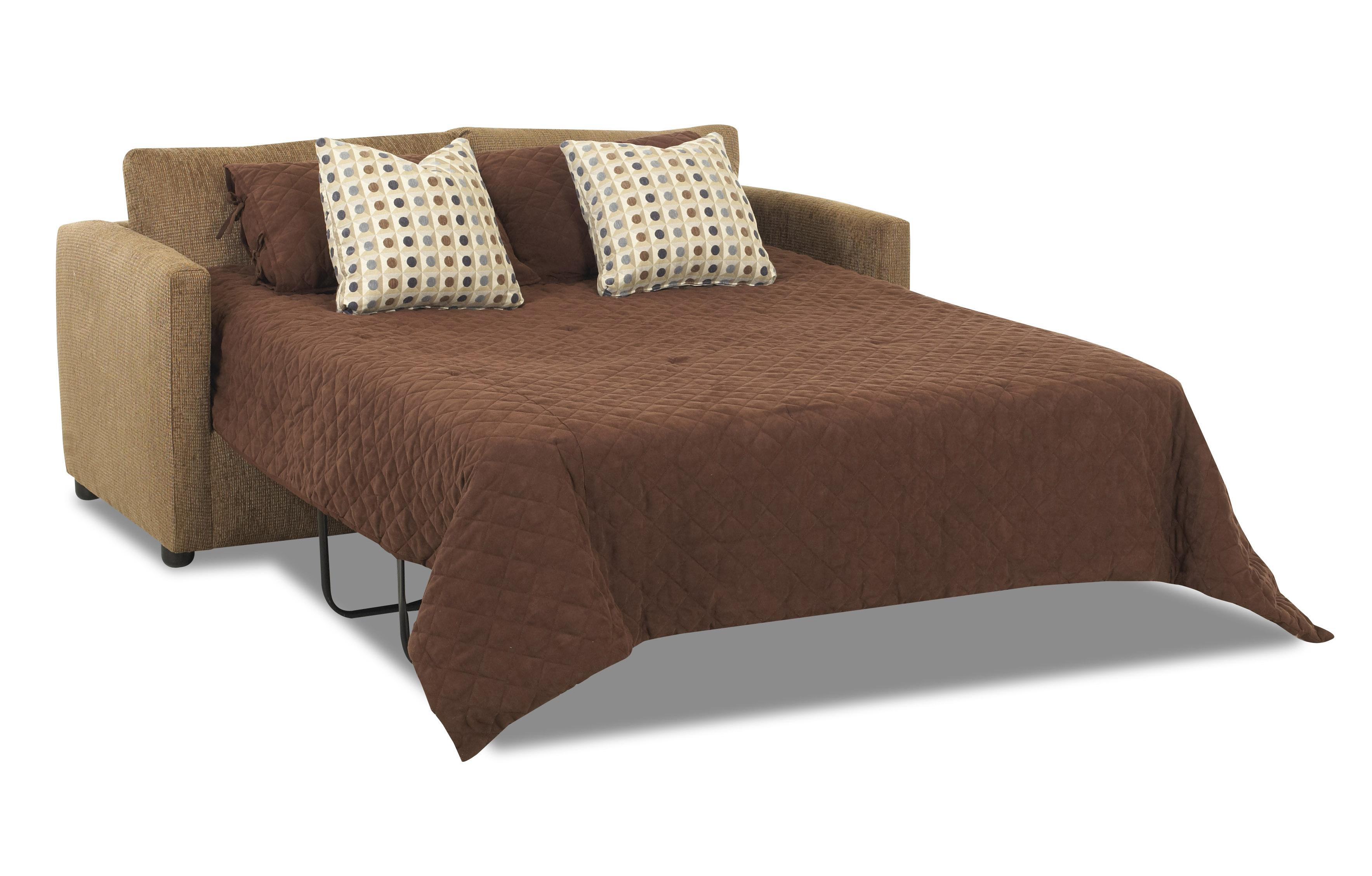 Casual Queen Sleeper Sofa by Klaussner