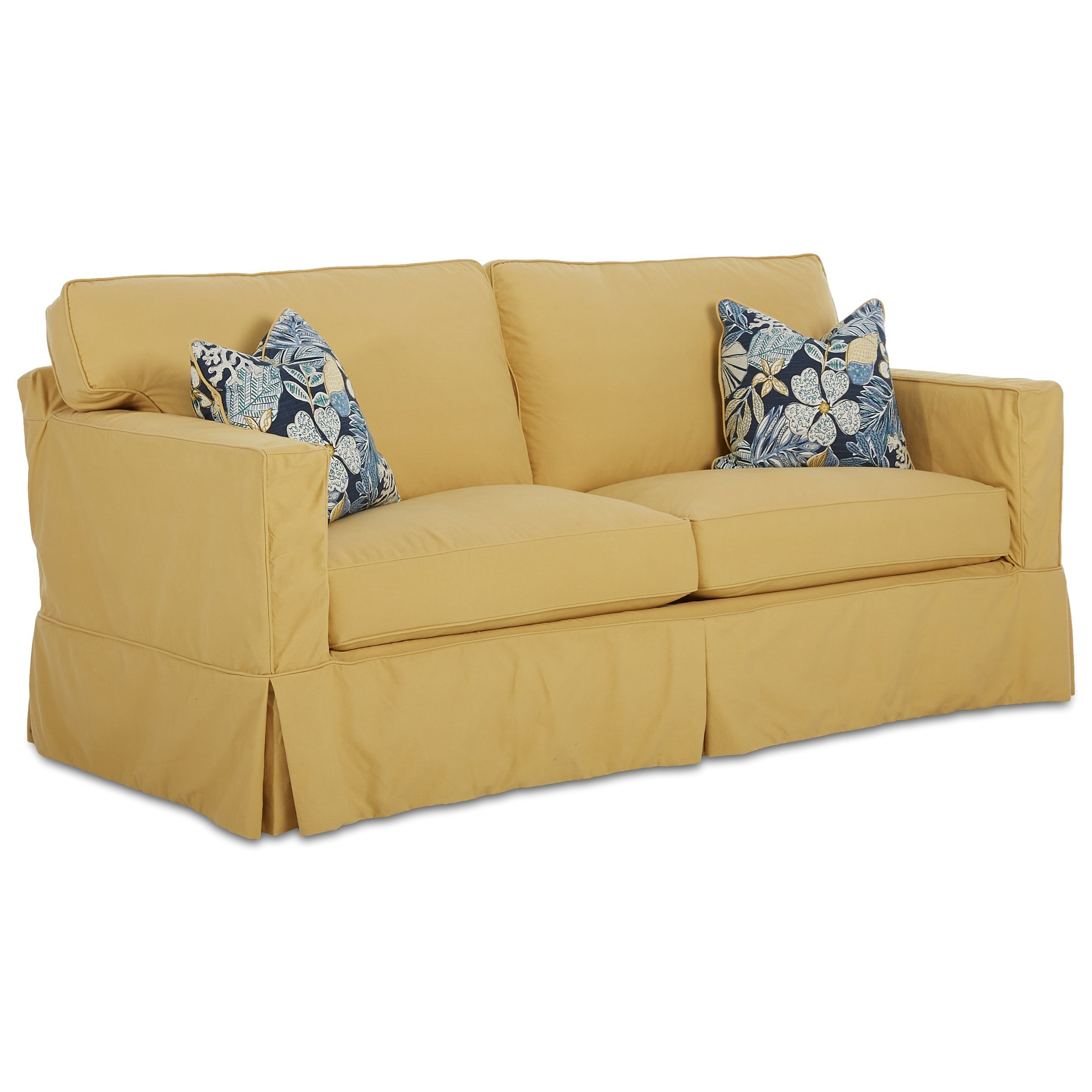 Enso Memory Foam Sofa Sleeper With Slip Cover