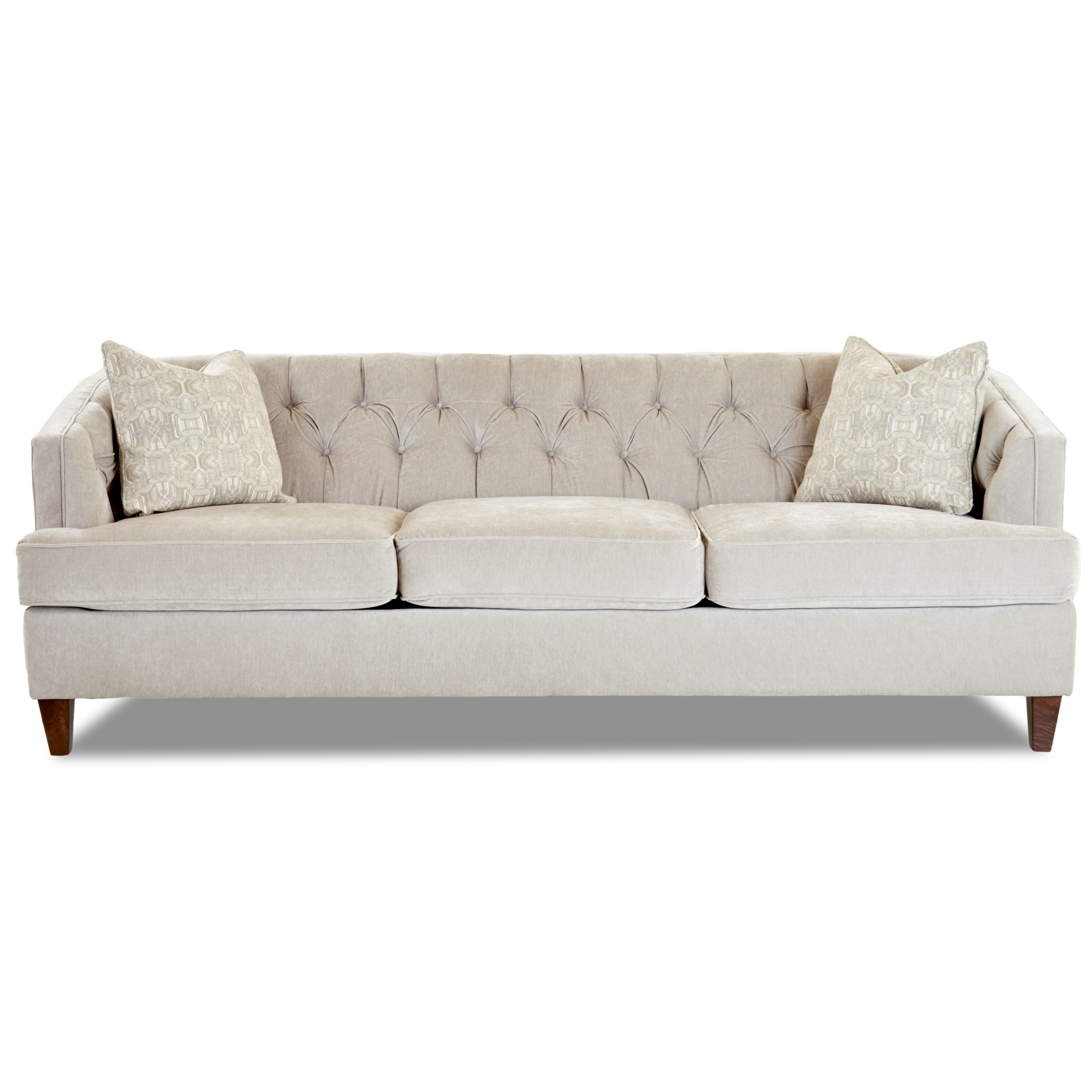 Tufted Contemporary Sofa