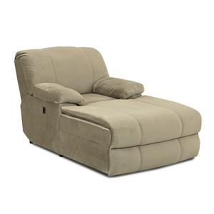 Klaussner Kensington  Reclining Chaise Lounge