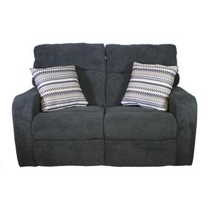 Klaussner 40203 Reclining Love Seat