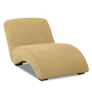 Klaussner Chairs and Accents Celebration Chaise Lounge