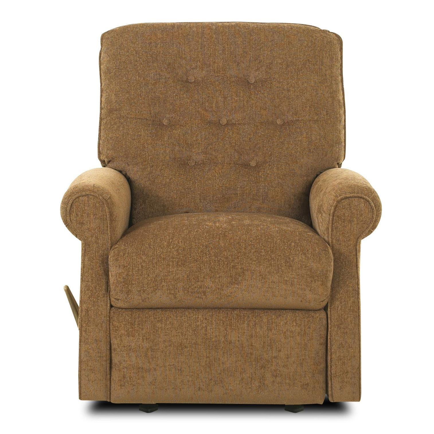 Virgo Reclining Rocking Chair
