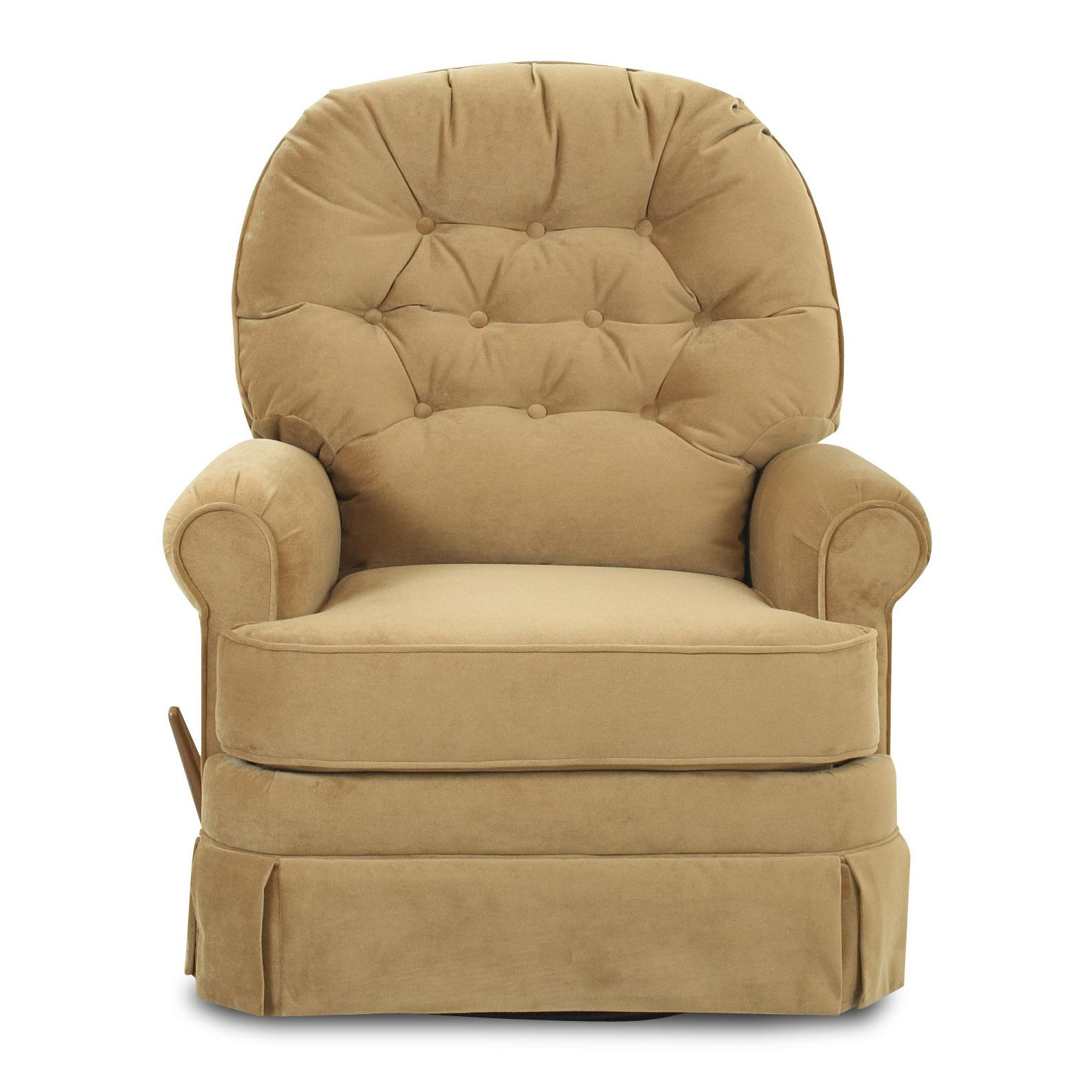 Ferdinand Swivel Glide Reclining Chair