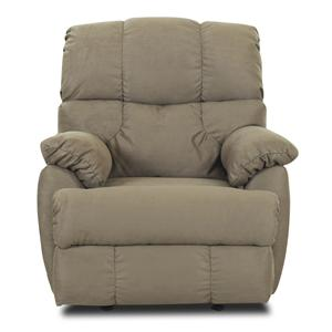 Klaussner Recliners Rugby Rocking Recliner