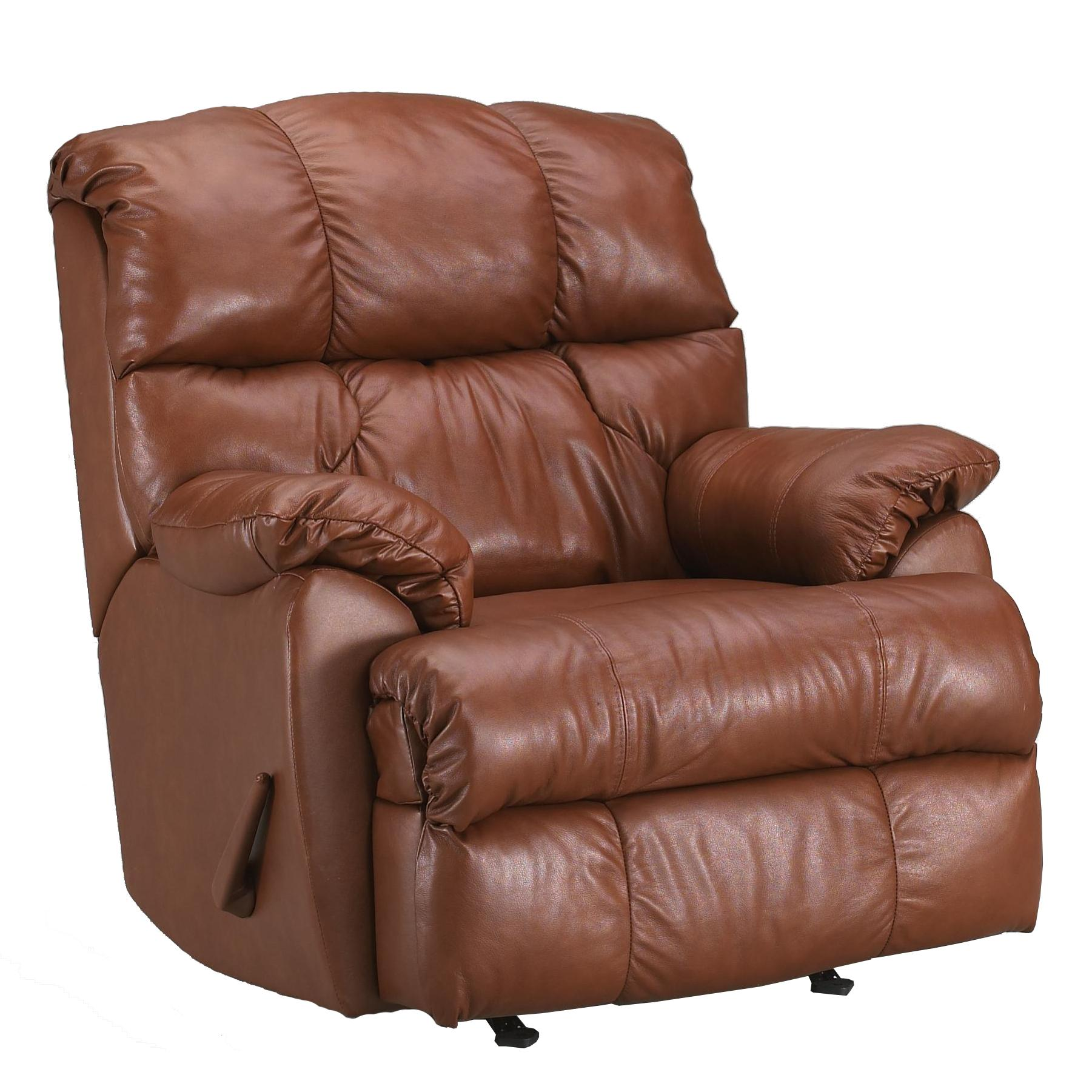 Casual Rocking Recliner Chair
