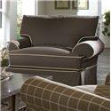Chair with Blend Down Cushions
