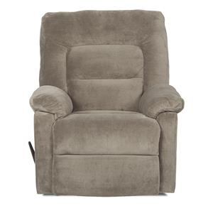 Klaussner Landon Casual Reclining Rocking Chair