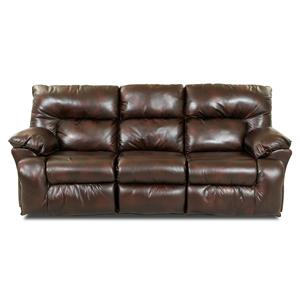 Simple Elegance Laramie Reclining Sofa