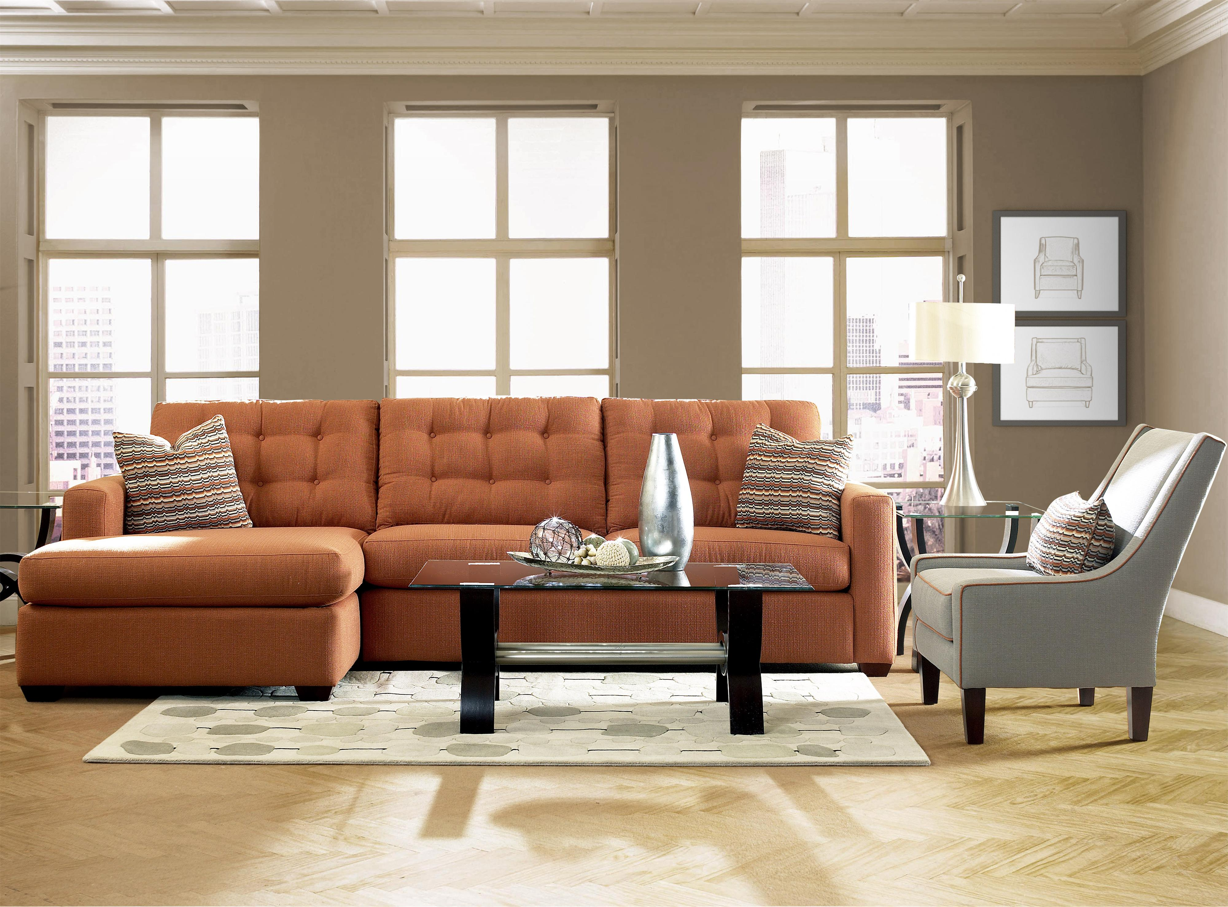 Sectional Sofa : chaise lounge leather sofa - Sectionals, Sofas & Couches