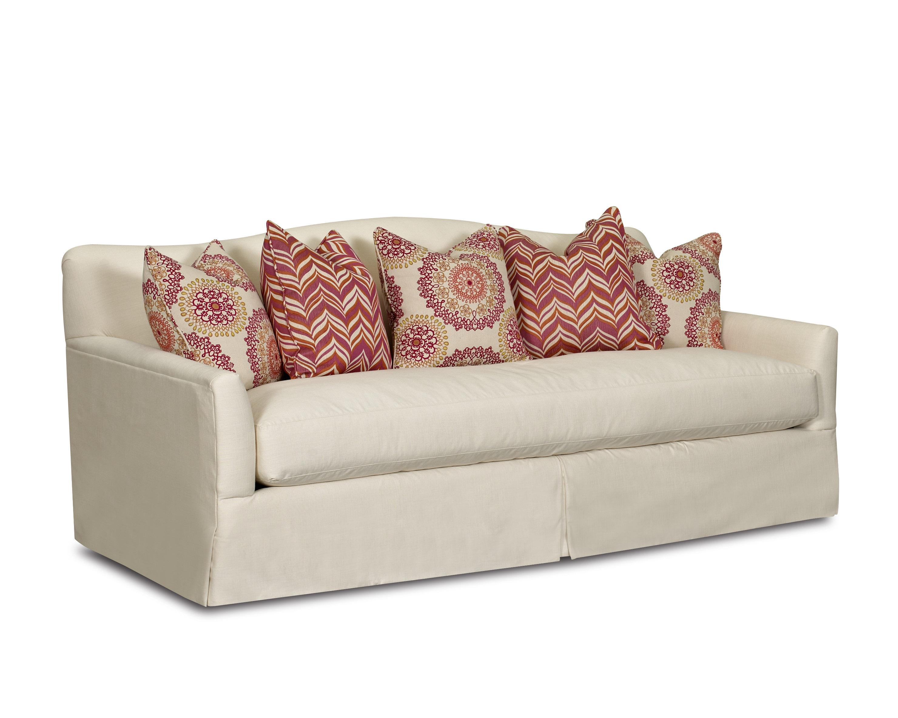 Transitional Stationary Sofa with Bench Seat Cushion  : products2Fklaussner2Fcolor2Flindsay20312d3120020s b3 from www.wolffurniture.com size 2961 x 2369 jpeg 454kB