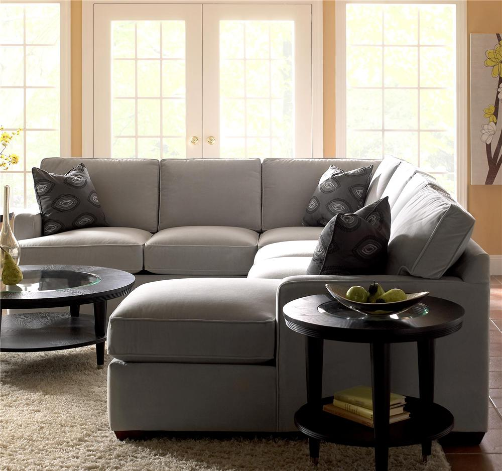 Sectional Sofa Group With Chaise