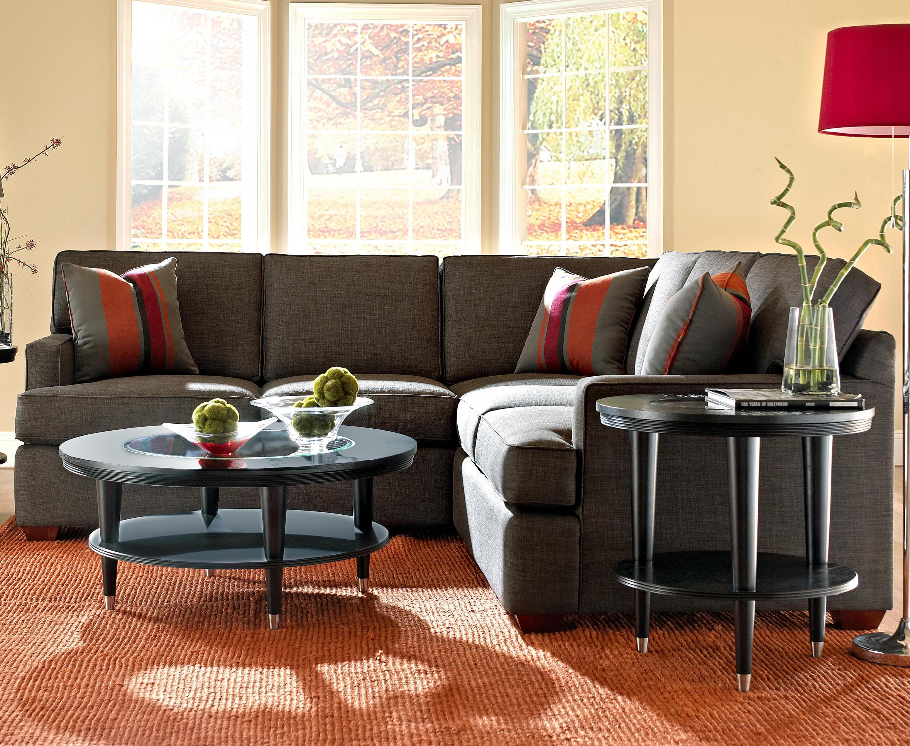 2 Piece Sectional Sofa Group by Klaussner