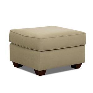 Morris Home Furnishings Mayhew Ottoman