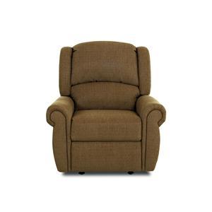 Belfort Basics Macon Reclining Rocking Chair