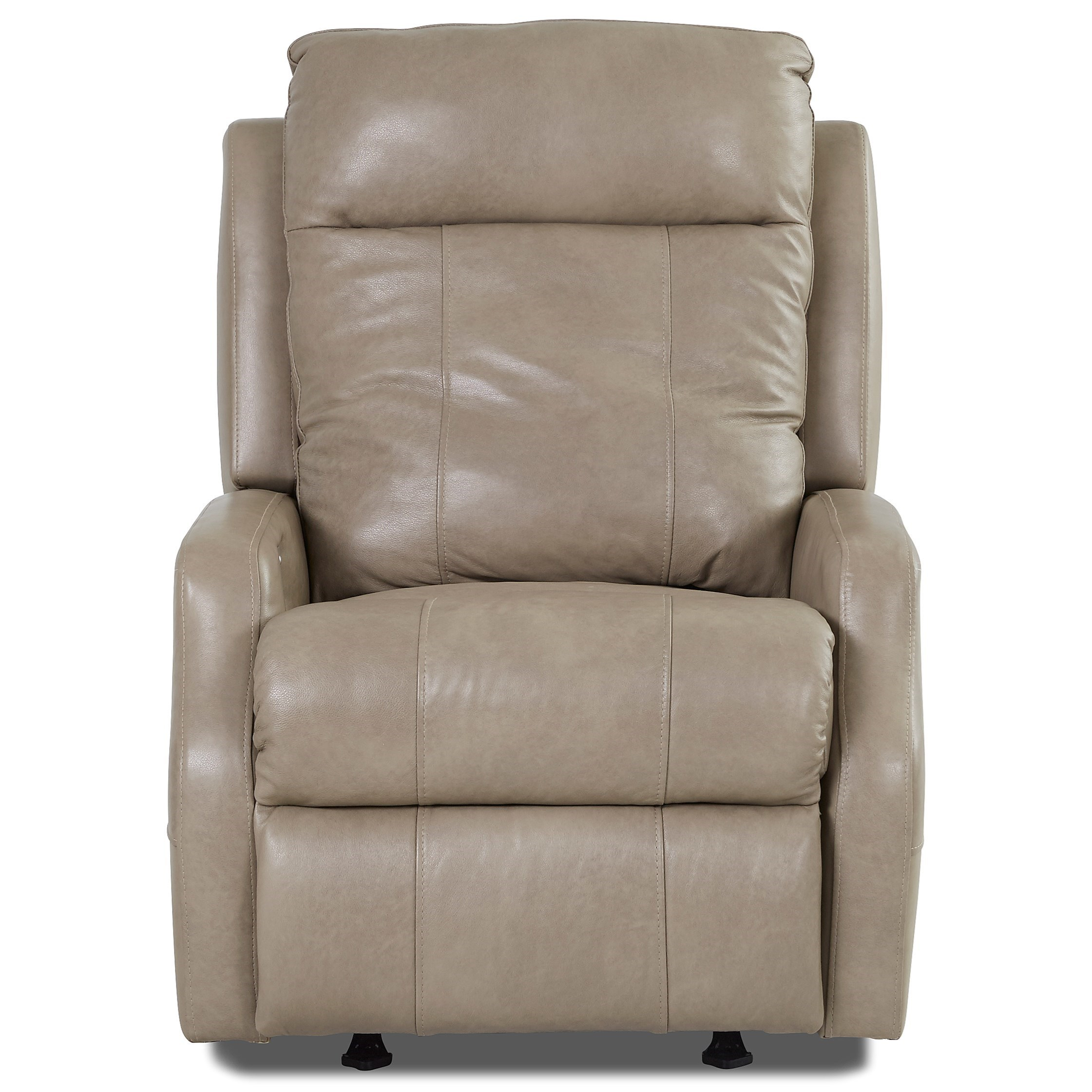 Contemporary Rocker Glider Recliner
