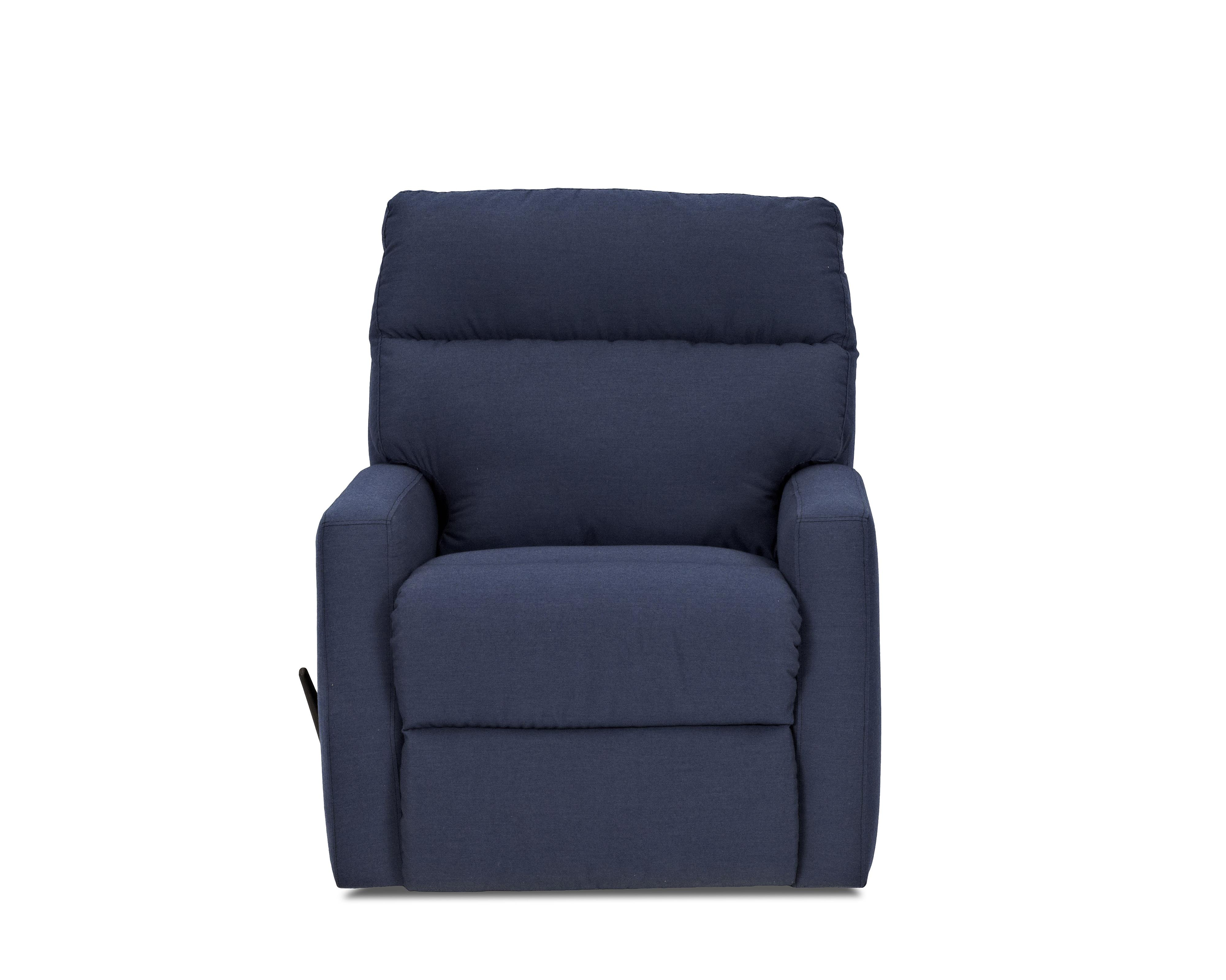 Power Reclining Chair with Soft Track Arms