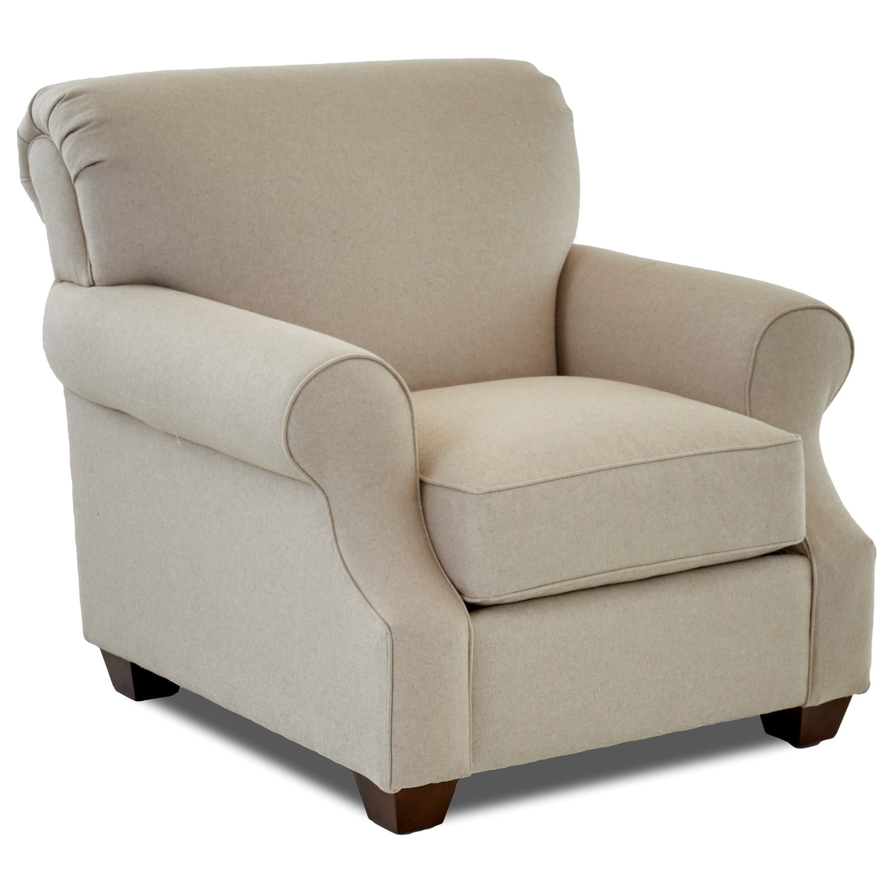 Casual Upholstered Chair