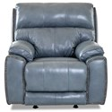 Power Recliner w/ Nails & Pwr Head/Lumbar