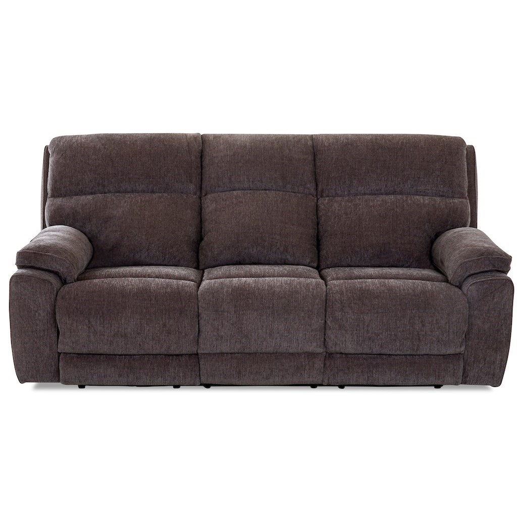 Power Reclining Sofa with USB Charging Ports