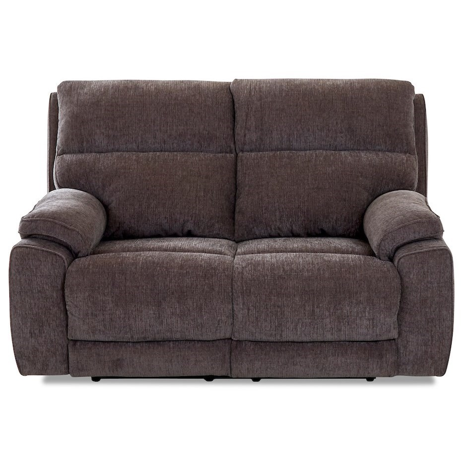 Power Reclining Loveseat with USB Charging Ports and Power Headrests