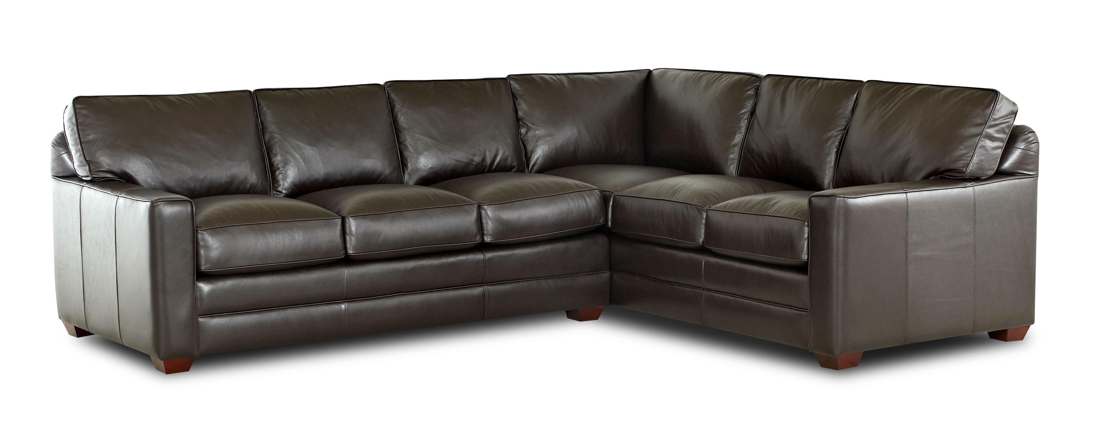 2 Piece Sectional Sofa with RAF Corner Sofa