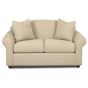 Klaussner Possibilities Low Profile Loveseat