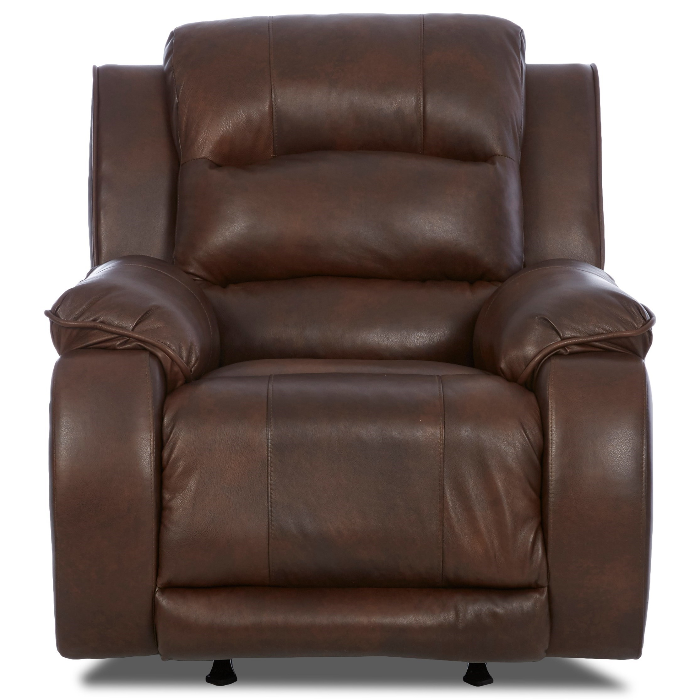 Power Recliner with Power Headrest and Lumbar Support
