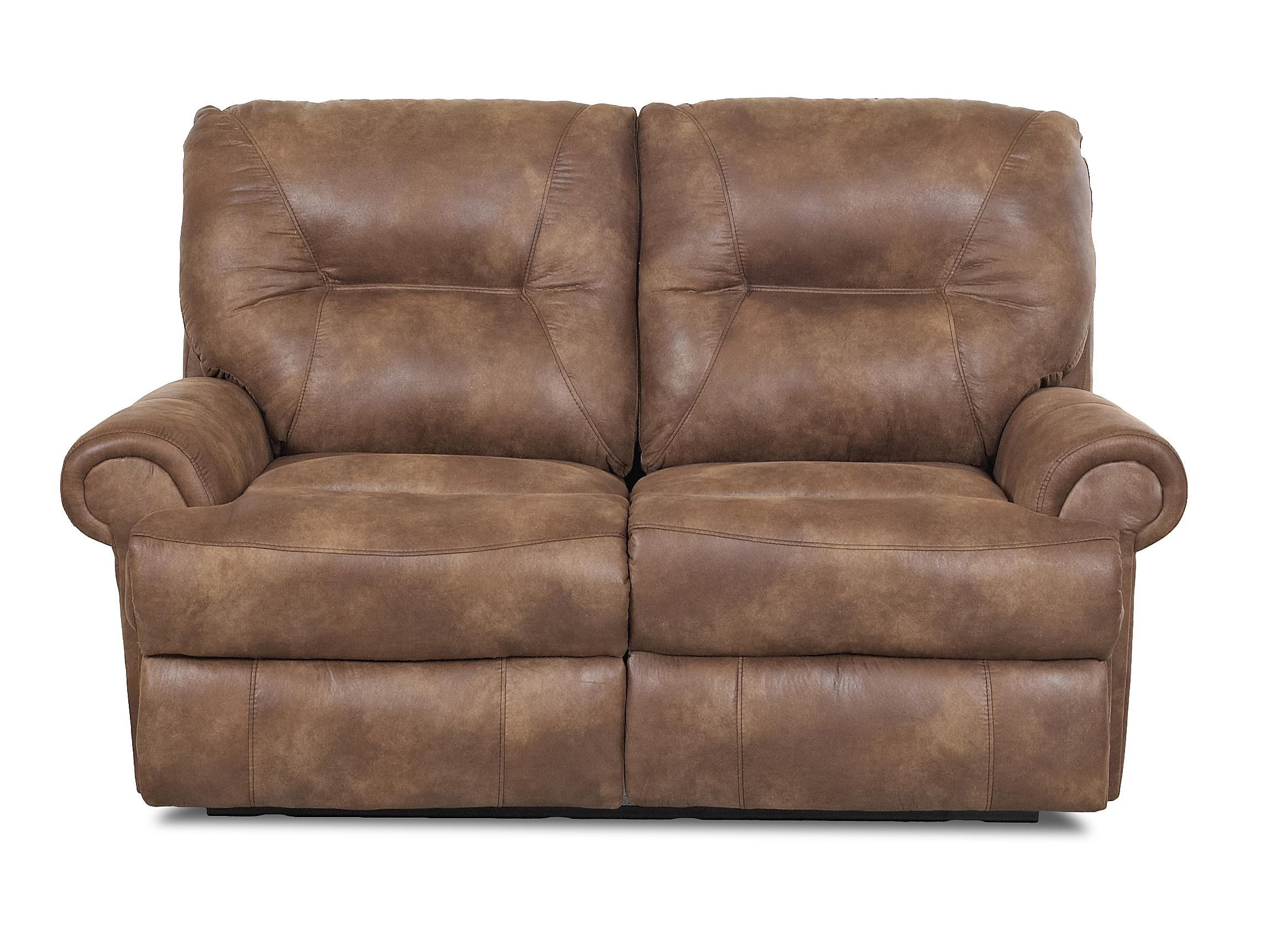 Traditional Reclining Loveseat By Klaussner Wolf Furniture