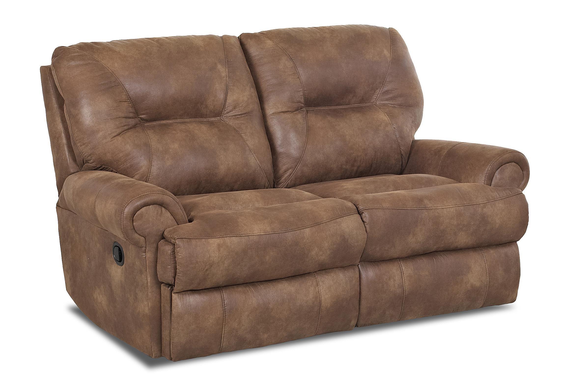 Traditional Reclining Loveseat By Klaussner Wolf And Gardiner Wolf Furniture