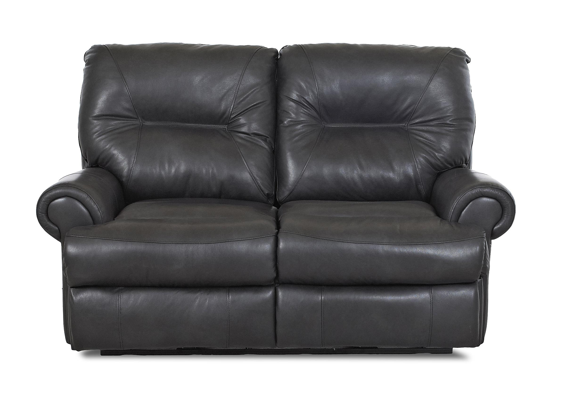 Traditional Power Reclining Loveseat