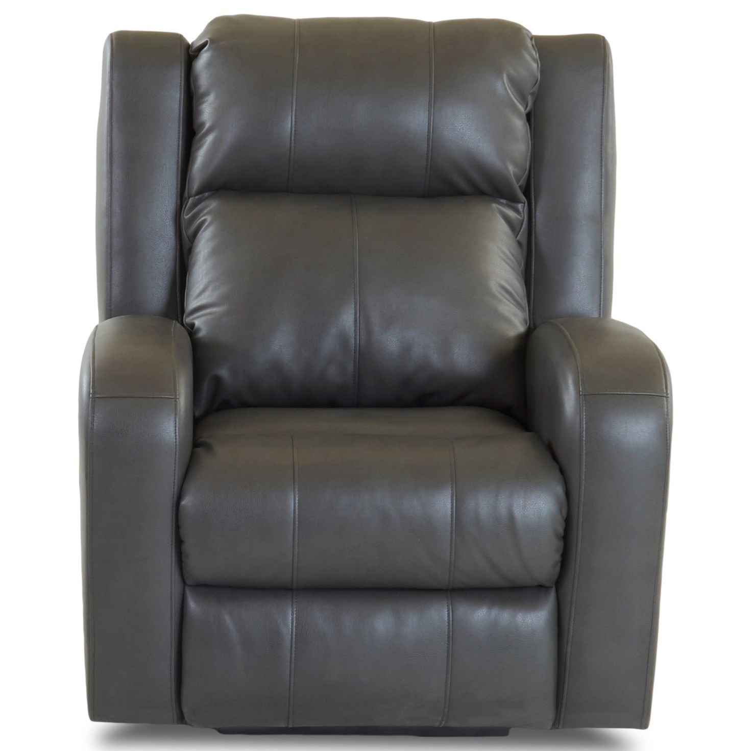Casual Power Reclining Chair with USB Port