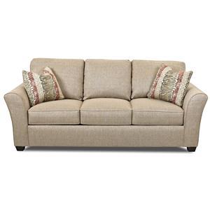 Klaussner Sedgewick Transitional Sofa Sleeper