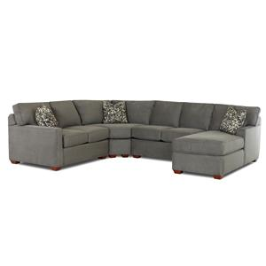 Morris Home Furnishings Selection Sectional
