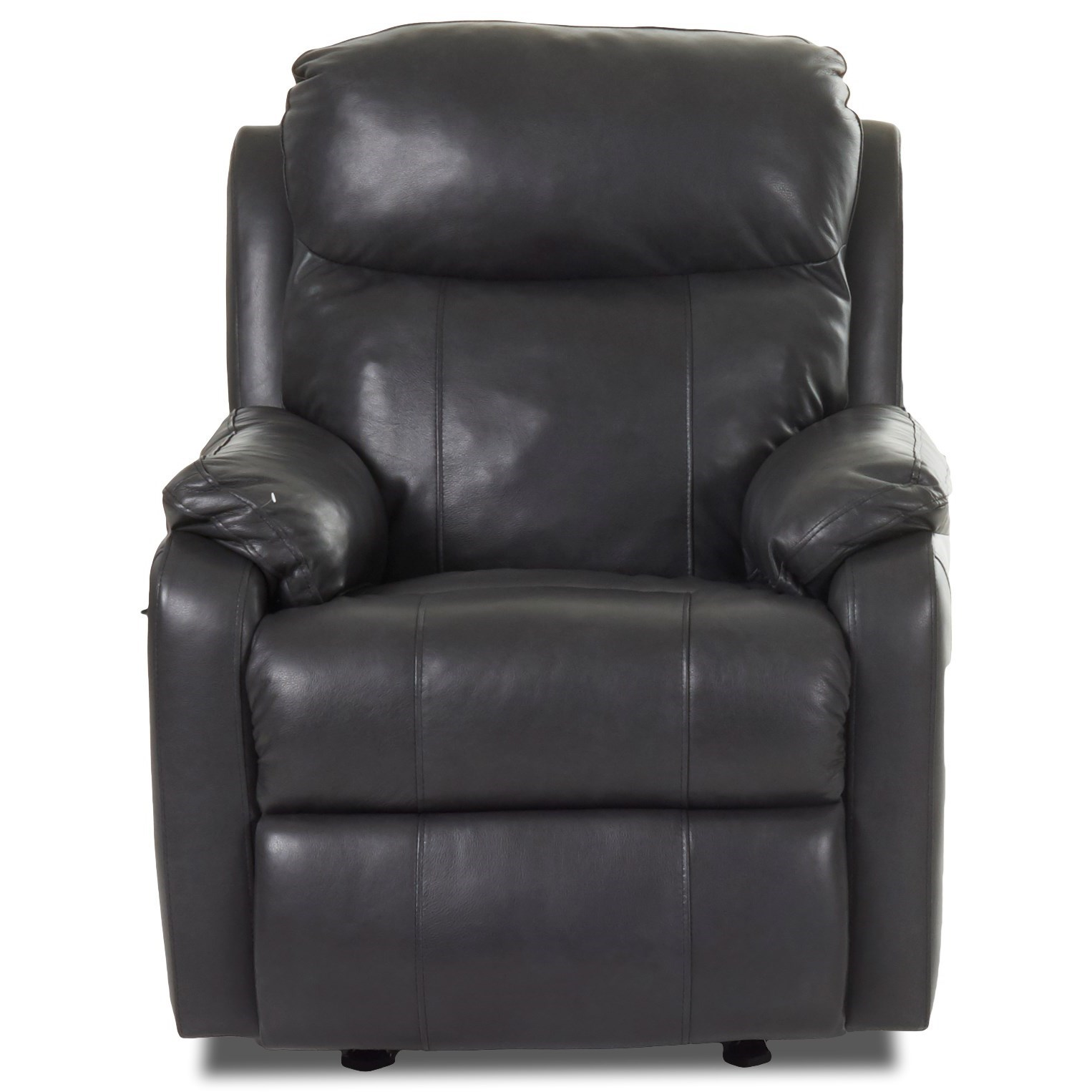Casual Power Rocking Reclining Chair with USB Charging Port