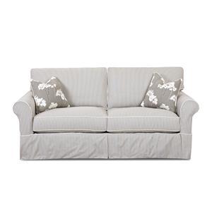 Klaussner Southern Shores Traditonal Sofa