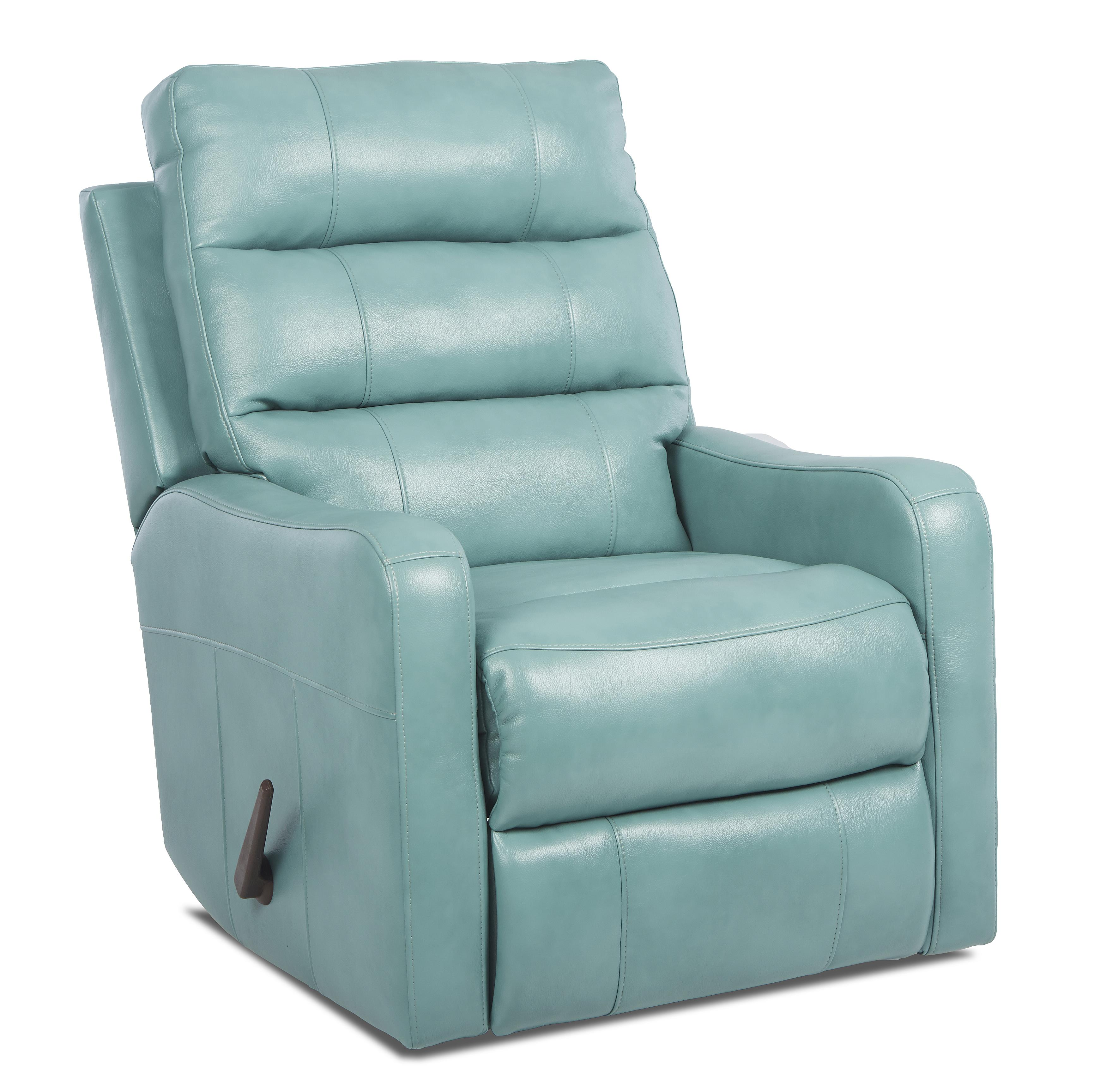 contemporary power rocking reclining chair by klaussner wolf and