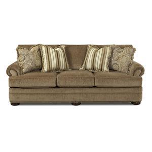Klaussner Tolbert Traditional Sofa