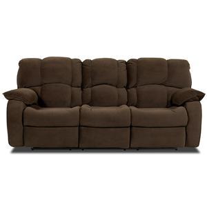 Klaussner Travis Reclining Sofa